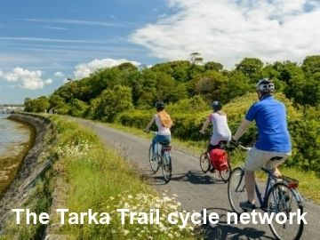 North Devon Holiday Cottage The Tarka Trail cycle network