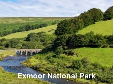 North Devon Holiday Cottage Exmoor National Park