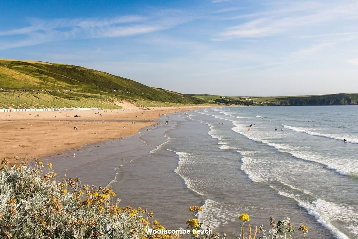 North Devon Holiday Cottage Local towns and villages