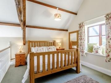 North Devon Holiday Cottage Oak Cottage at Greendown Farm